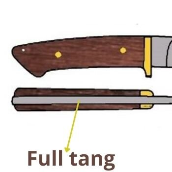 Full tang