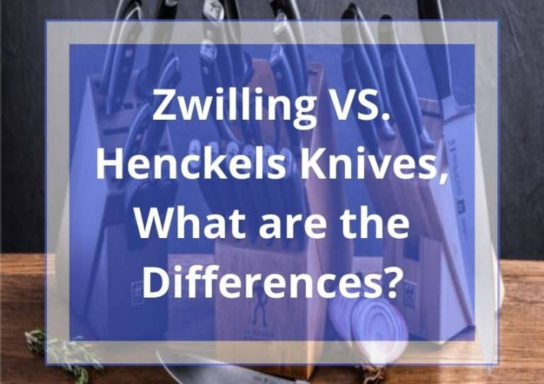 Zwilling VS Henckels Knives, What are the Differences?